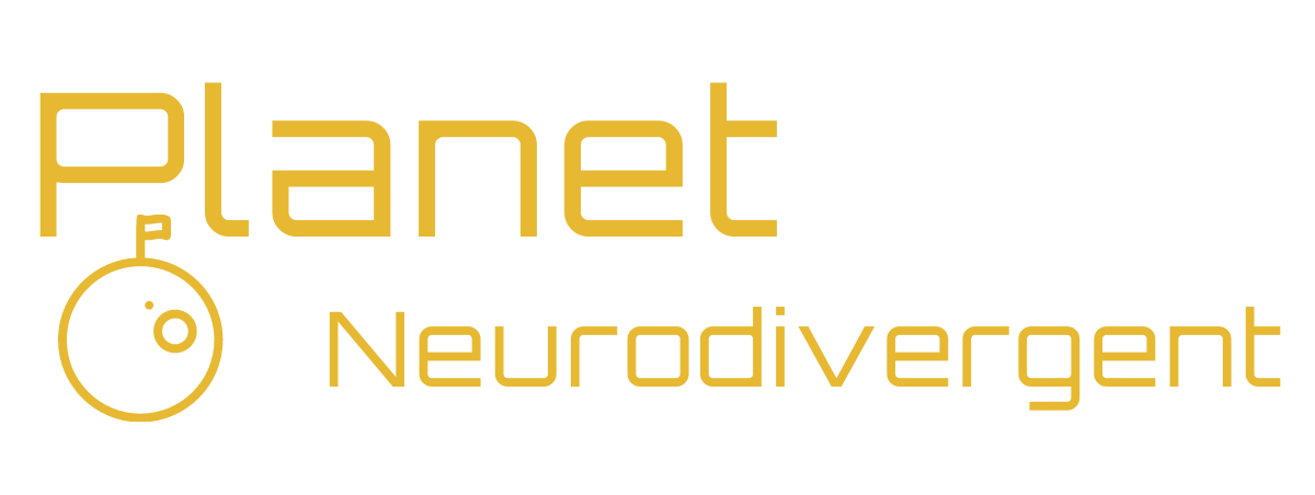 Planet Neurodivergent Logo